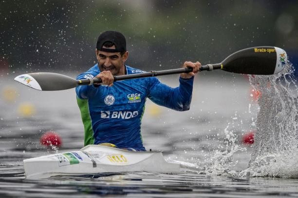 Fernando Rufino has been chosen to represent Brazil in the KL2 competition © Marcio Rodrigues/CPB/MPIX
