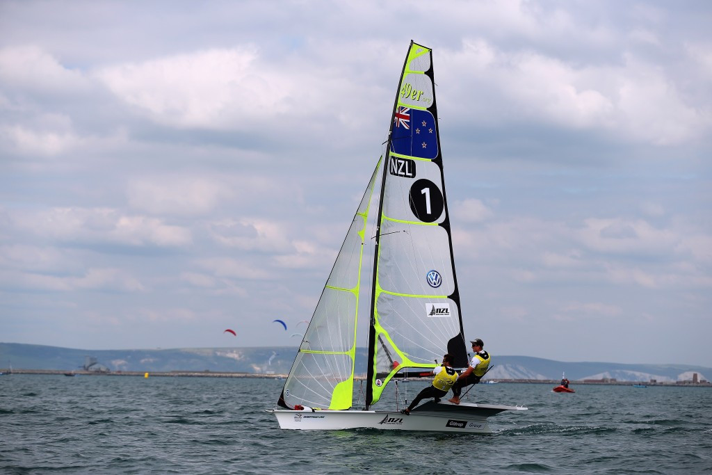 New Zealand see two titles slip through fingers as Britain win three events at ISAF World Cup