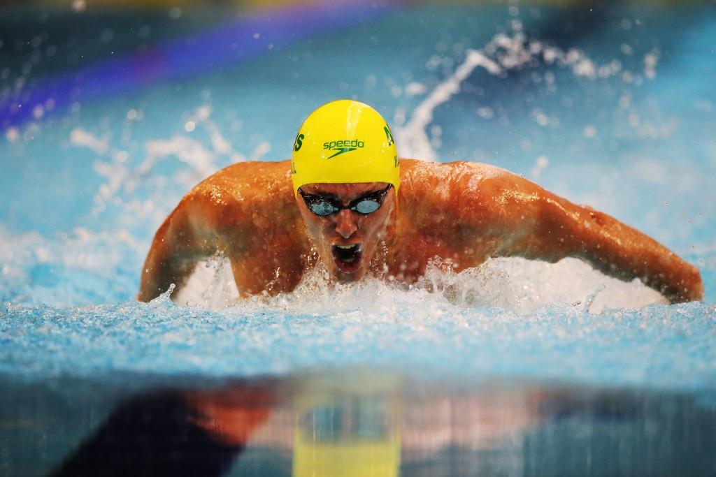 Australia names athletics and swimming teams for Rio 2016 Paralympics