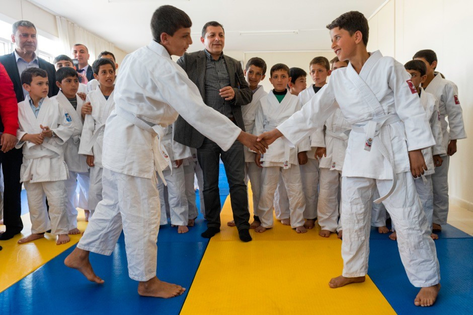 Activities have been focused on three kinds of region; conflict, post-conflict and socially disordered ©IJF