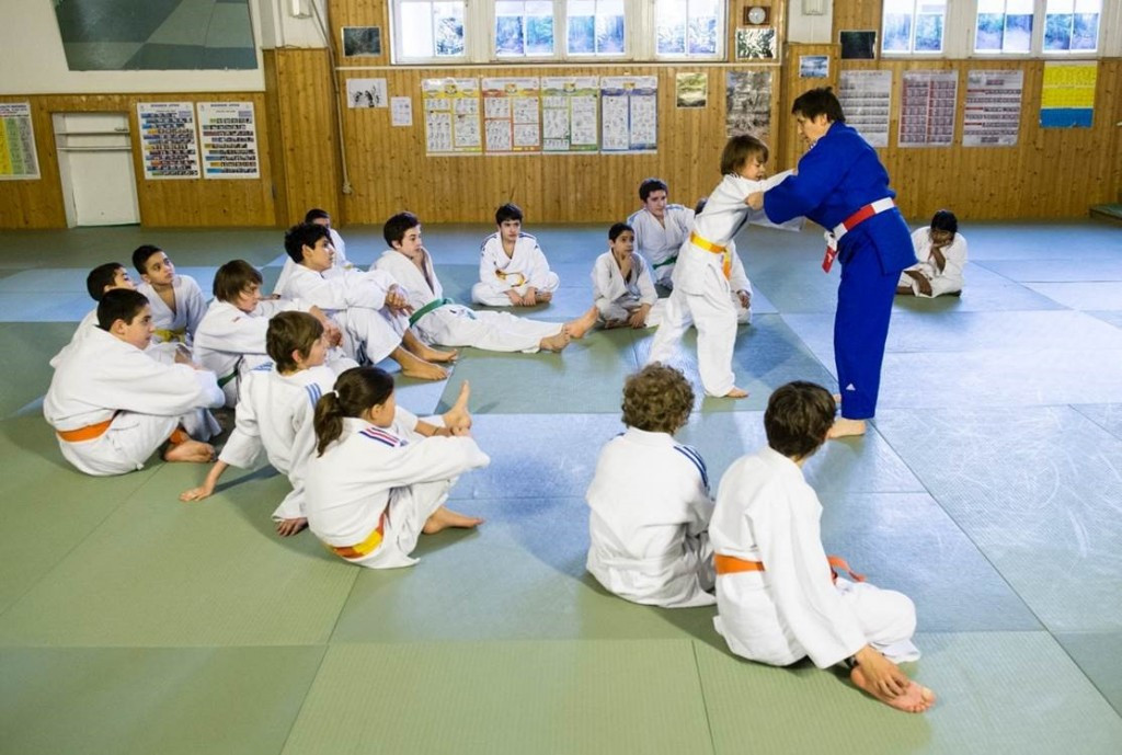 The goal of Judo for Children is to include judo in school curriculums ©IJF