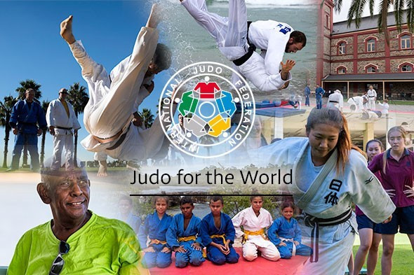 Focusing on the educational dimension of judo, the JFTW series features children and young adults as well as