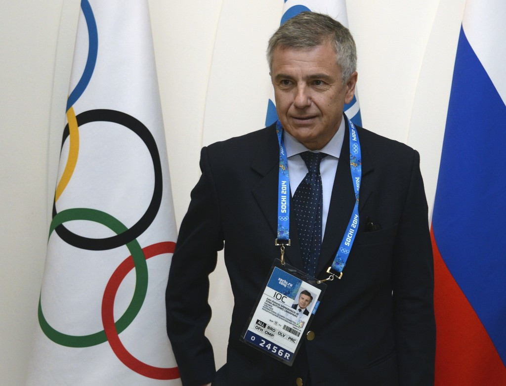 Exclusive: Samaranch on course for IOC vice-president's post