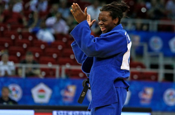 Spain's Maria Bernabeu won her first World Judo Tour event