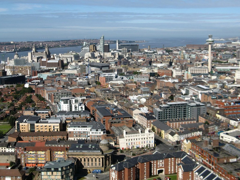 Liverpool has formally announced plans to bid for the 2026 Commonwealth Games ©Twitter