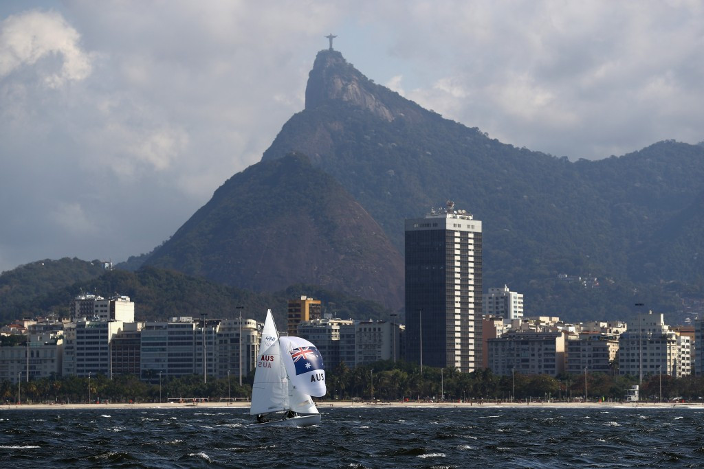 Australia are looking to defend their men's 470 Olympic title at Rio 2016 ©Getty Images