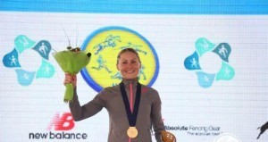 Asadauskaitė earns chance to defend Olympic title after modern pentathlon World Cup Final win
