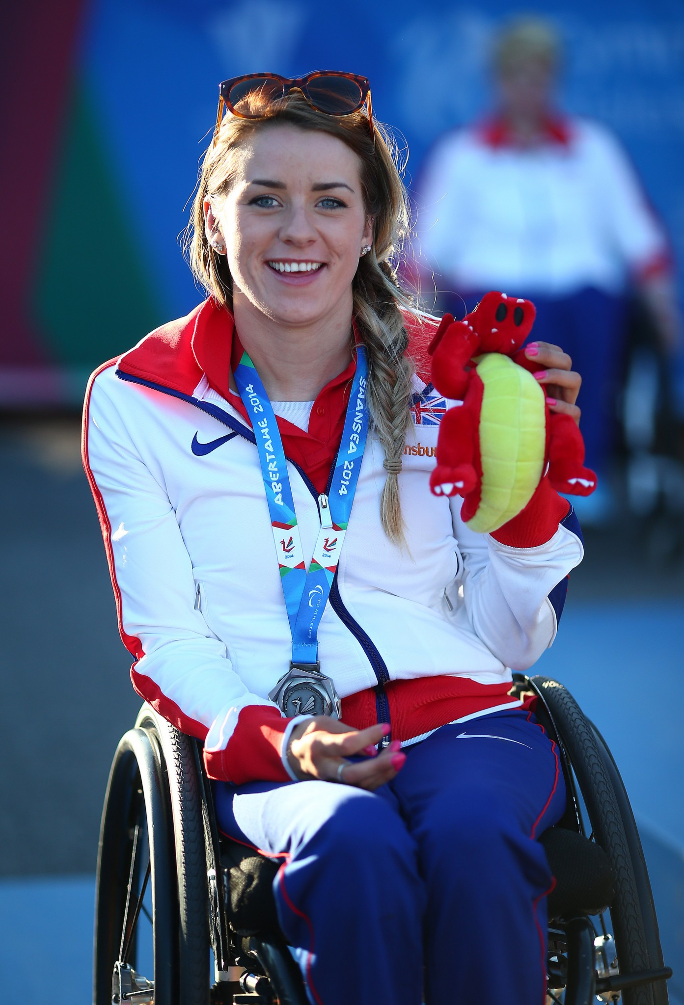 British Paralympic champion Pearson switches to cycling for Rio 2016