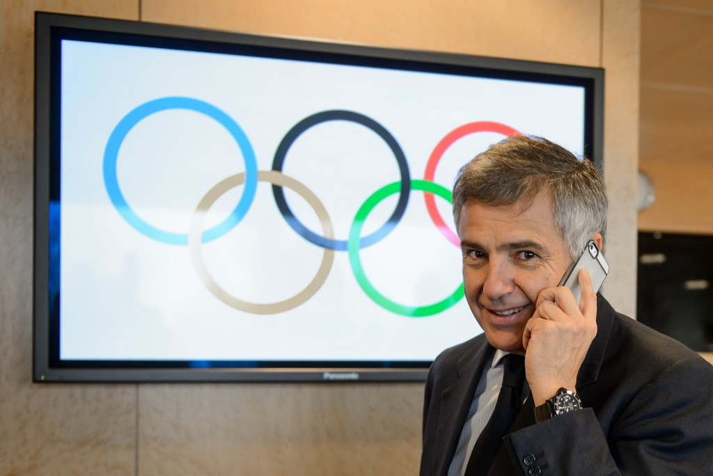 Juan Antonio Samaranch Jr has become an IOC vice president ©Getty Images