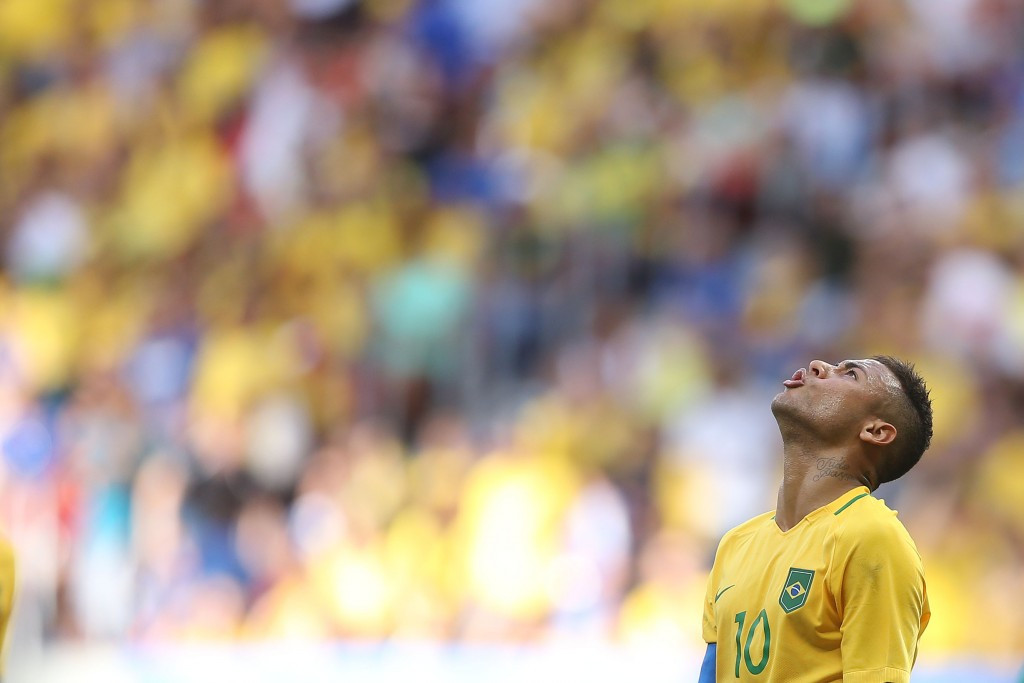 Hosts Brazil left frustrated by South Africa as Rio 2016 men's football tournament begins