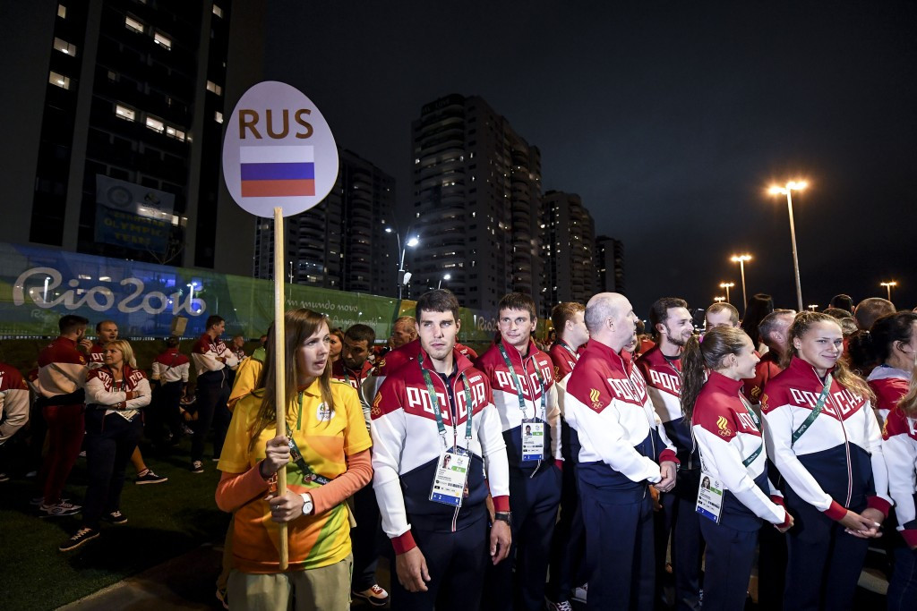 An IOC rule banning Russians who have served doping bans has been rejected by CAS ©Getty Images