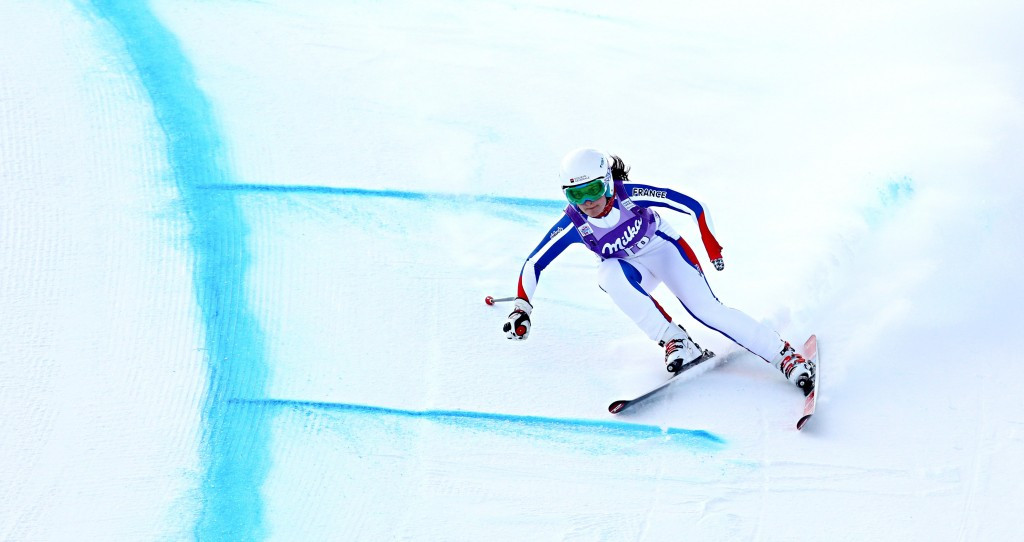 Last season France's Marie Bochet highlighted the World Cup circuit, winning globes in various competitions ©Getty Images