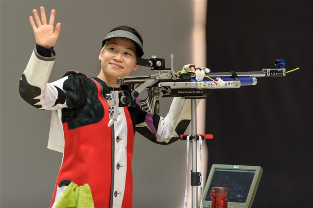 Chinese shooters set sights on first gold of Rio 2016