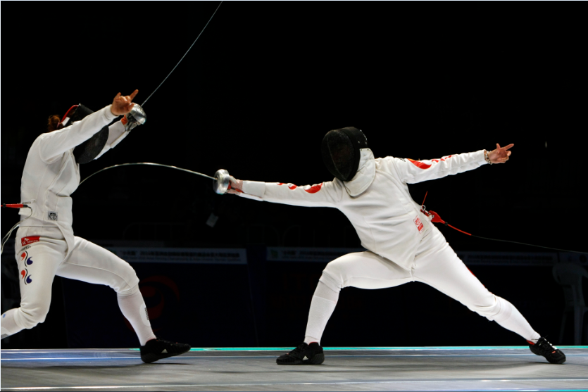 Xu looking to make Chinese history with Rio 2016 fencing competition due to get underway