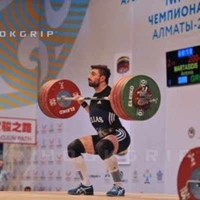 Cypriot weightlifter and Greek swimmer sent home from Rio 2016 after failed drugs tests