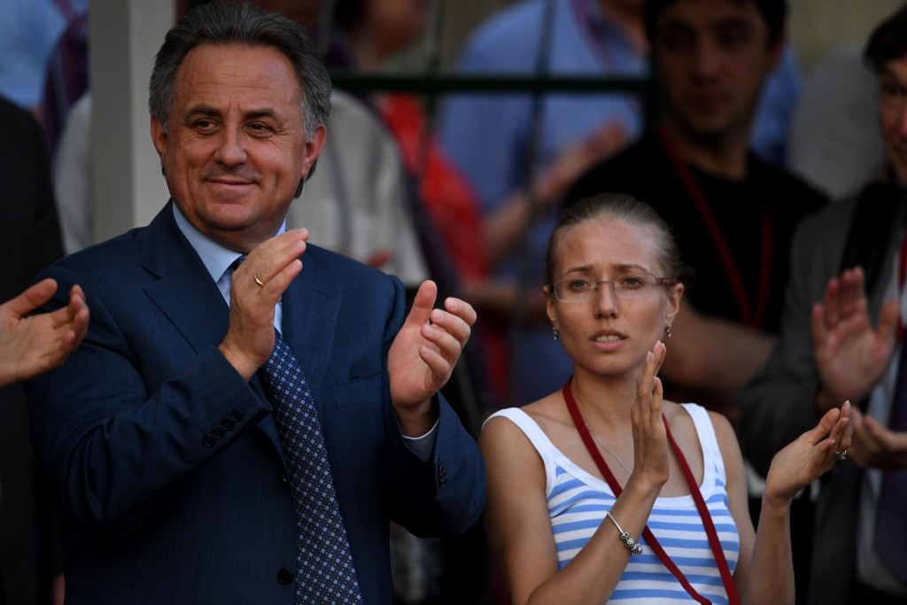 Russian Sports Minister Vitaly Mutko described the IPC's decision to open suspension proceedings against Russia in the wake of the publication of the McLaren Report as