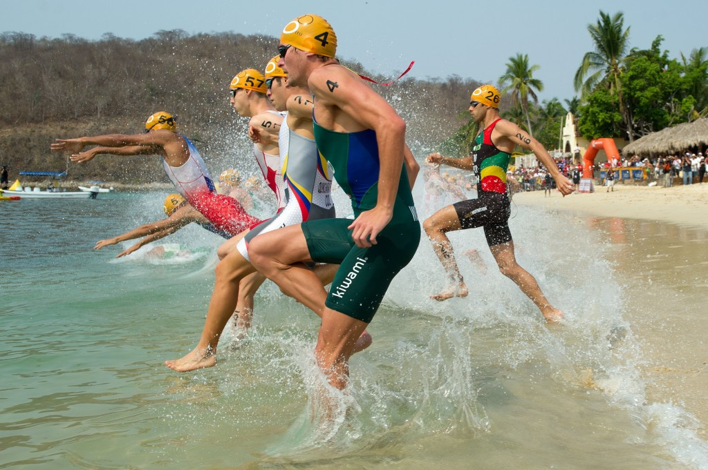 Perez and Carvallo secure first ITU World Cup wins in Huatulco