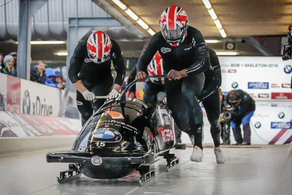 GB Bobsleigh travelled to Lee Valley for the second national trial of the summer, with a large pool of talent aiming to leave an impression on the selectors ©GB Bobsleigh