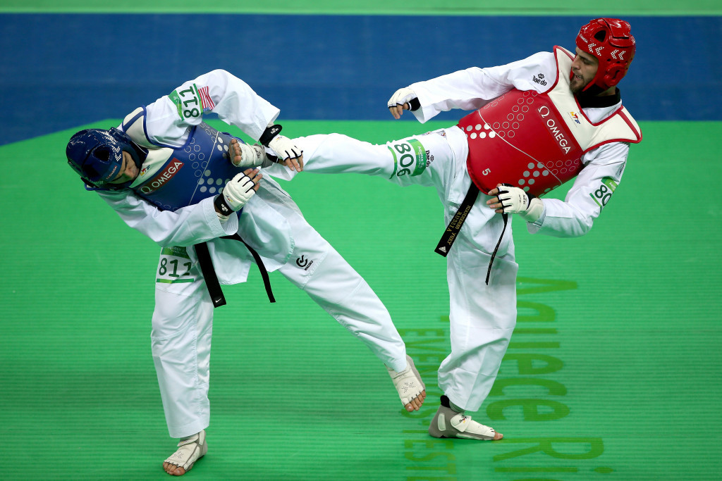 The US National Dan Programme is an important effort to establish a recognised national standard for Taekwondo in the USA ©Getty Images