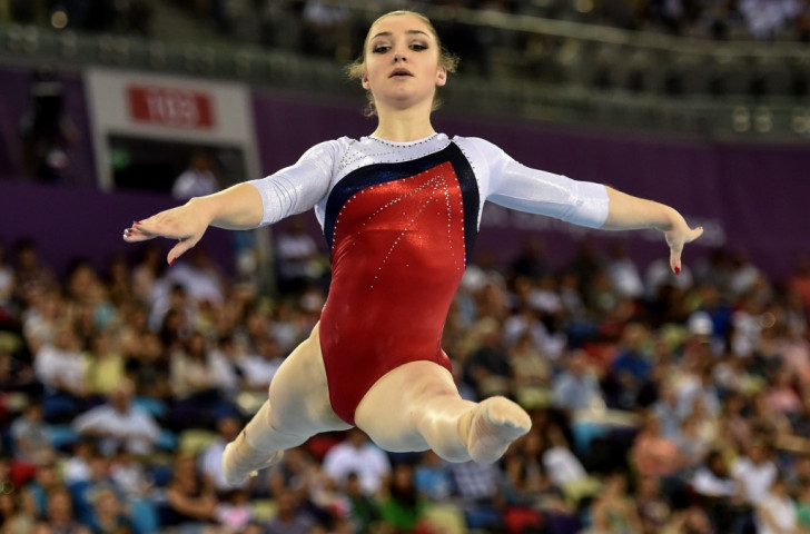Russia were particularly dominant in the women's event, aided by the efforts of Aliya Mustafina ©Getty Images