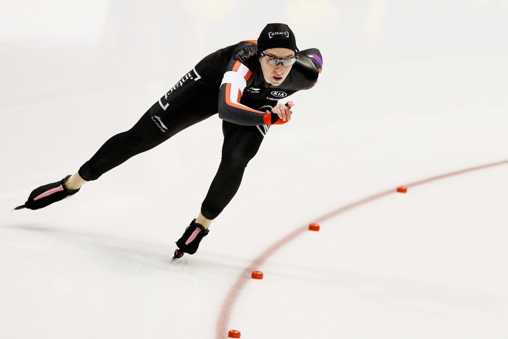 Ivanie Blondin is in the elite pool ©Getty Images