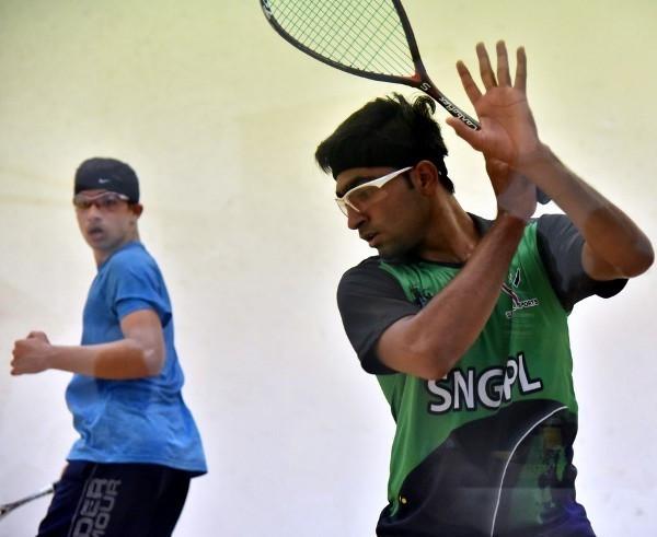 Pakistani duo cause huge upsets in World Junior Squash Championships