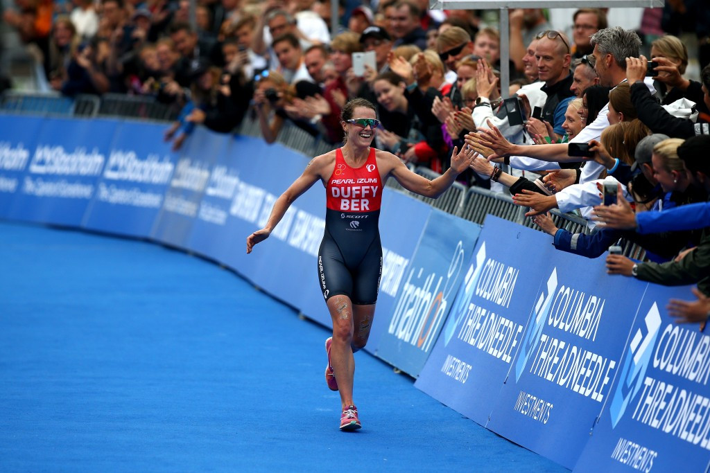 Duffy and Blummenfelt win debut titles at 2016 ITU World Cup in Montreal