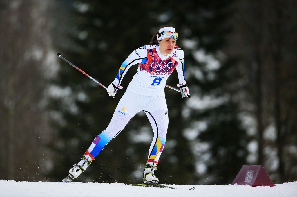 Sweden dominates competition at FIS Rollerski World Cup