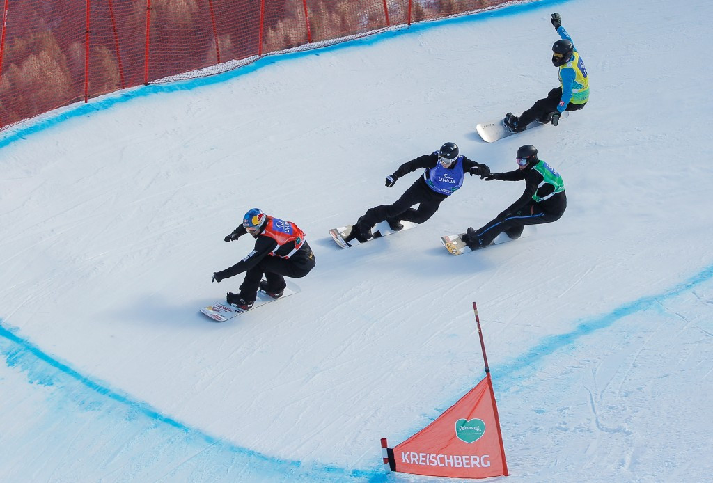 Mount Hotham in Victoria hosted the combined FIS Australian and New Zealand National Snowboard Championships where Alex Pullin and Belle Brockhoff dominated their classes ©Getty Images