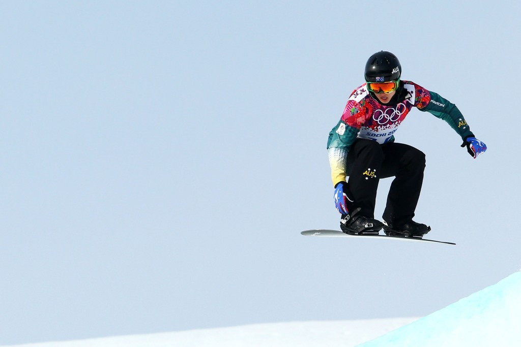 Pullin and Brockhoff dominate in snowboard cross at home venue