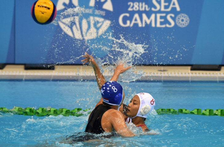 Thailand shock Singapore with water polo gold on way to sealing overall medals crown