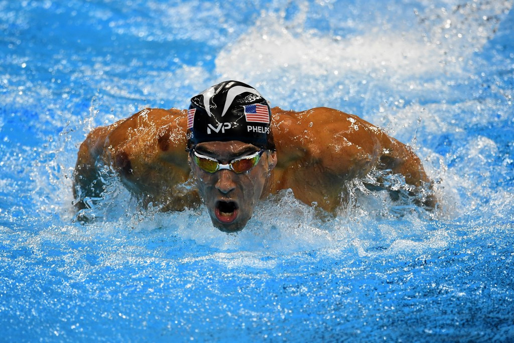Stars like Michael Phelps have already produced moments of magic at Rio 2016 ©Getty Images
