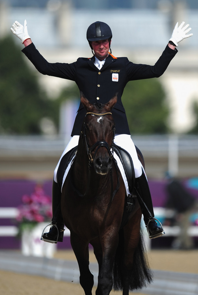 Three nations announce Para-equestrian teams for for Rio 2016