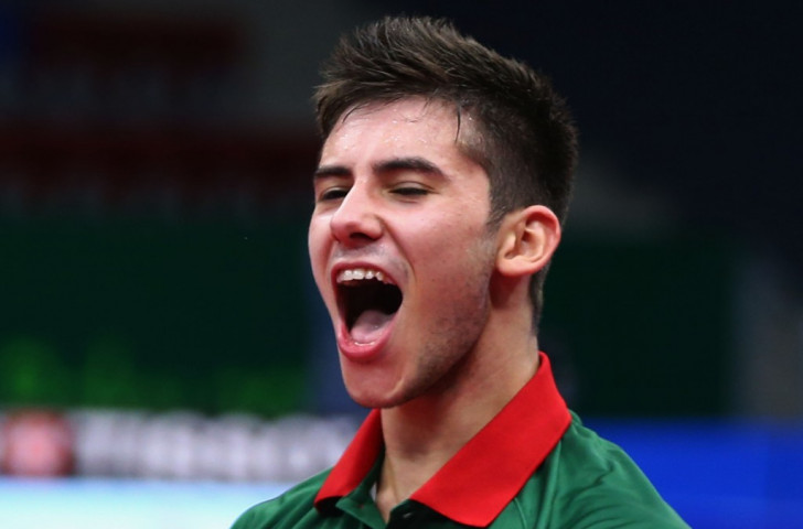 Mixed fortunes for Germany as Portugal claims men's table tennis team spoils
