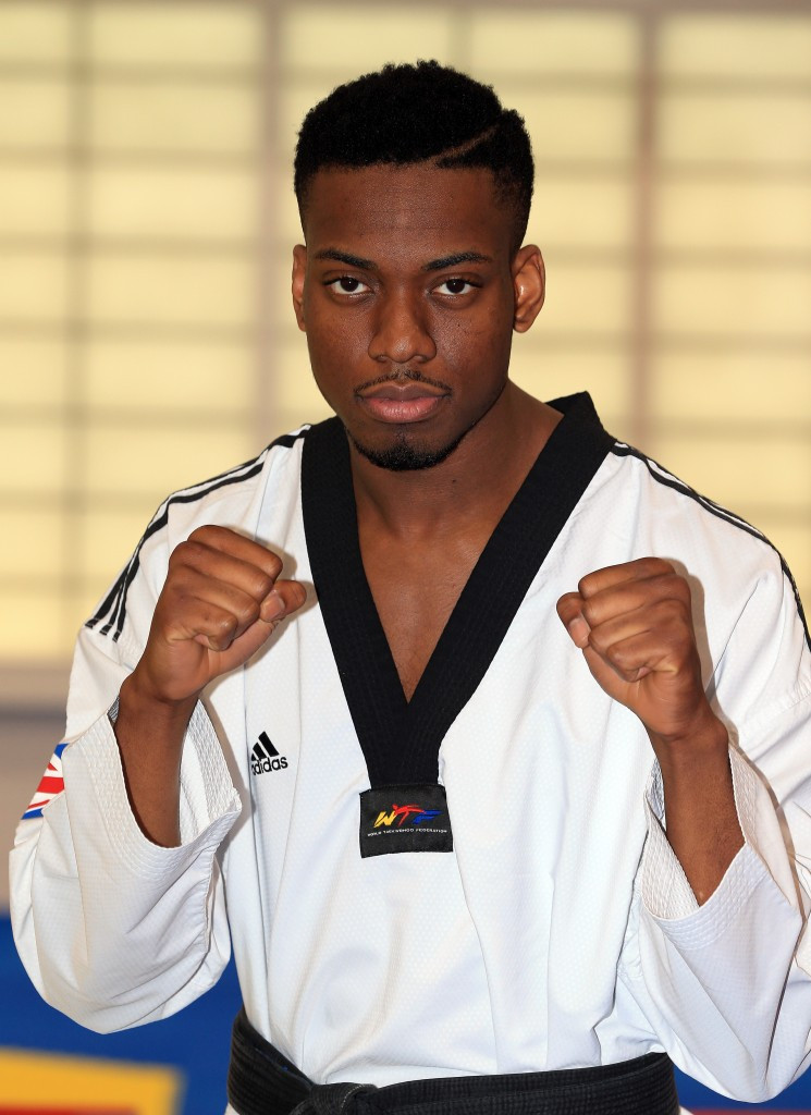 Lutalo Muhammad is convinced he will come out on top if he faces fellow British-born rival Aaron Cook at Rio 2016 ©Getty Images