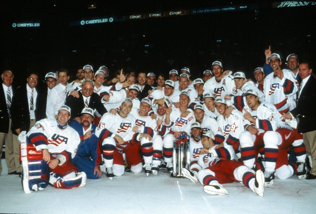 US Ice Hockey reveals Hall of Fame class for 2016