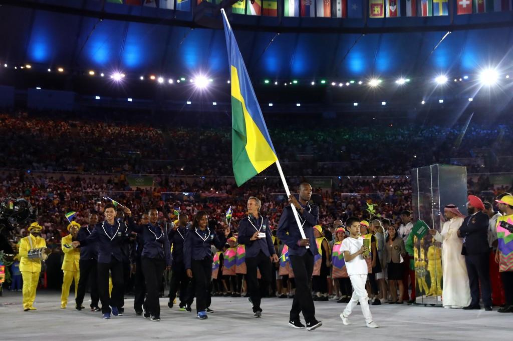 Eight taekwondo athletes serve as flagbearers at Rio 2016 Opening Ceremony