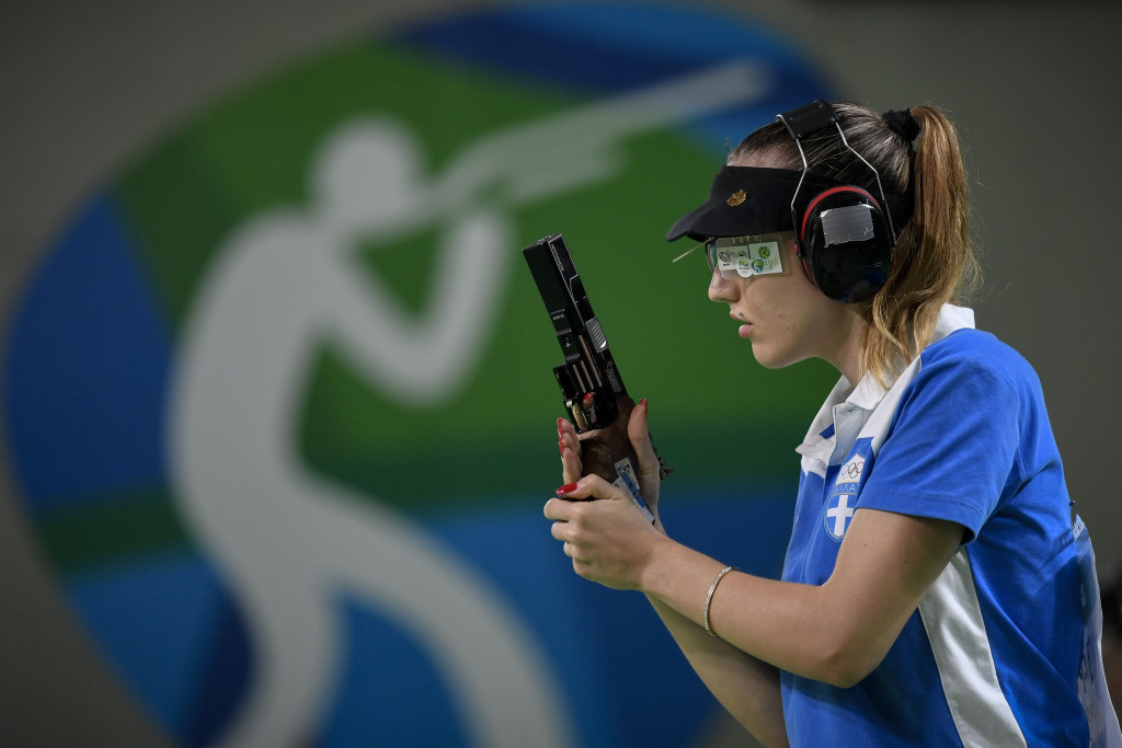 Korakaki claims first Greek Olympic gold since Athens 2004 with 25m pistol shooting victory