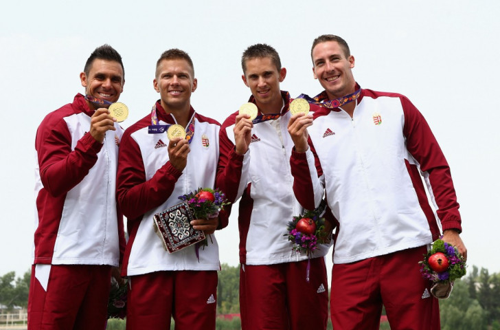 Hungarian canoeists dominate Baku 2015 as two-day competition draws to close in Mingachevir