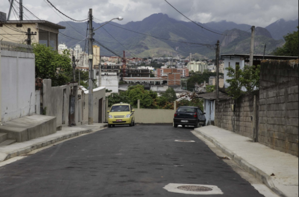 The incident took place in the Curicica neighbourhood north of Barra de Tijuca ©rj.gov.br