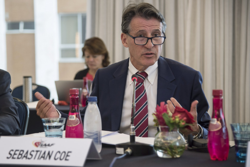 "IAAF reforms will make ""massive difference"" to sport, promises Coe"