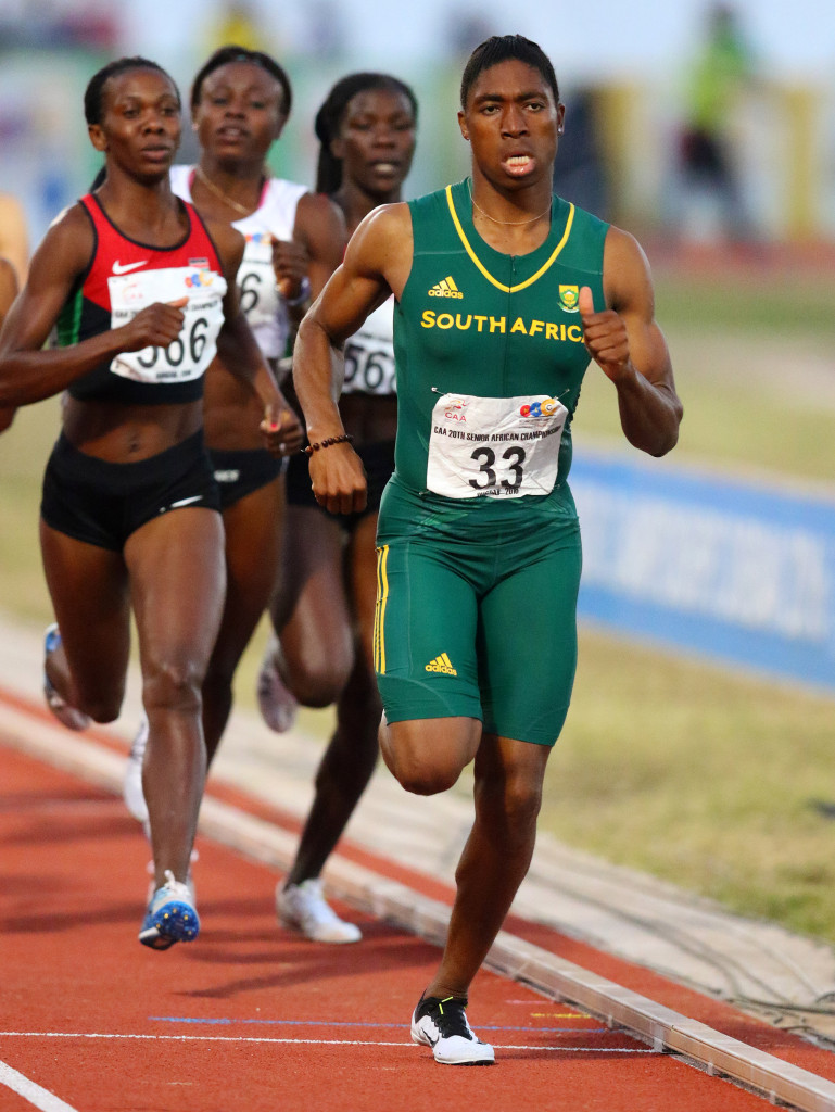IAAF President Sebastian Coe has admitted they were surprised by a Court of Arbitration for Sport ruling that allows Caster Semenya to compete at Rio 2016 ©Getty Images