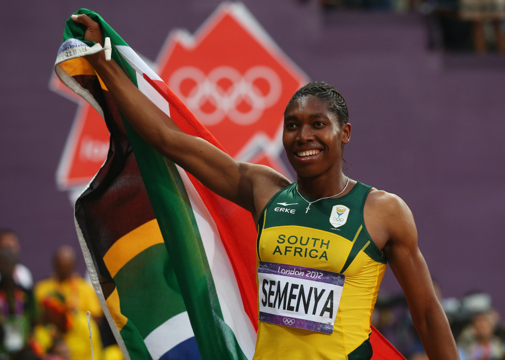 Caster Semenya won an Olympic silver medal at London 2012 but that could be upgraded to gold following an admission by the Russian winner Mariya Savinova that she used banned drugs ©Getty Images