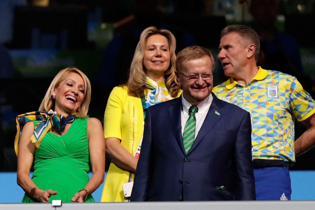 "John Coates has admitted preparations have been made ""very difficult"" by the political and economic context ©Getty Images"