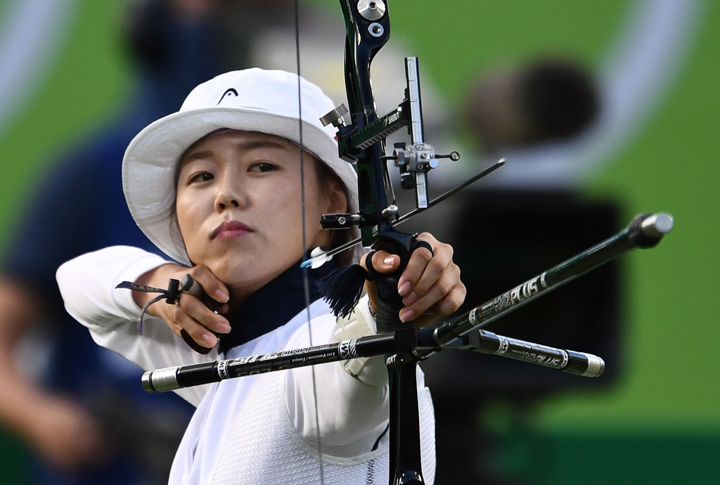 Chang claims Olympic double after she adds women's individual gold medal to team success