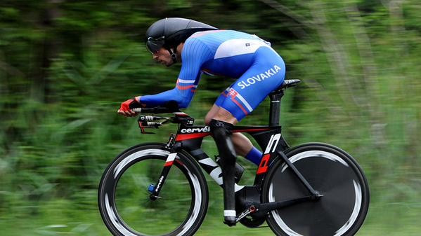 Aubague among repeated winners at UCI Para-cycling Road World Cup in Yverdon-les-Bains