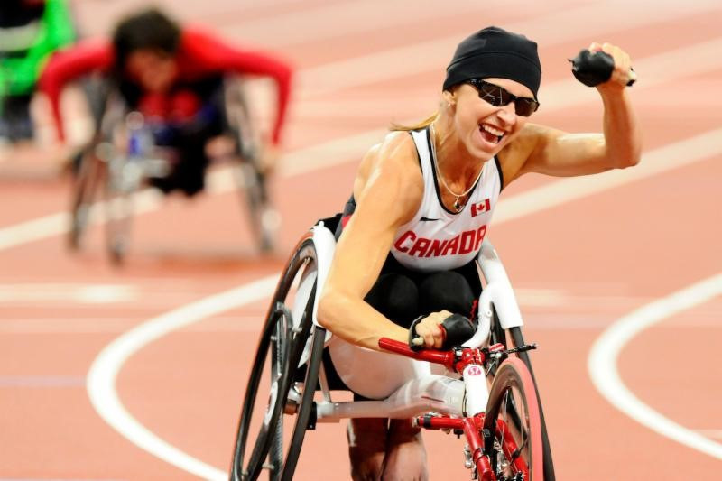 Canada name 24-strong athletics squad for Rio 2016 Paralympic Games