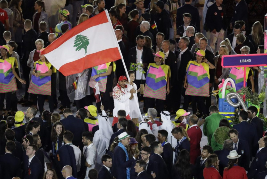 It is claimed officials from Lebanon stopped members of the Israeli team getting on their bus after the Opening Ceremony of Rio 2016 last week ©Getty Images