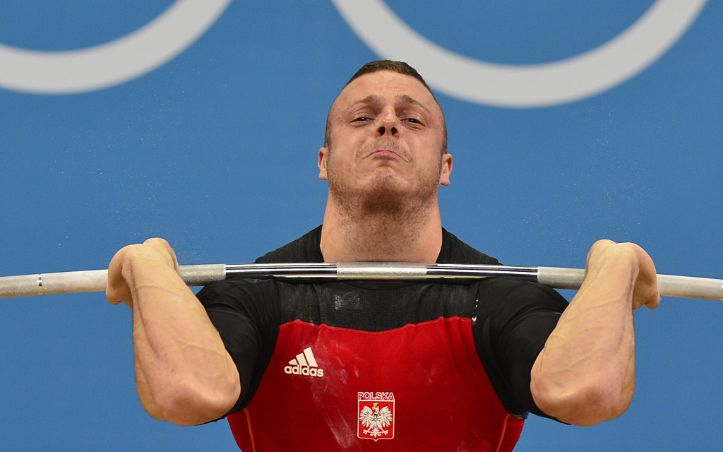 London 2012 champion Adrian Zieliński has been suspended from Rio 2016 for doping ©Getty Images