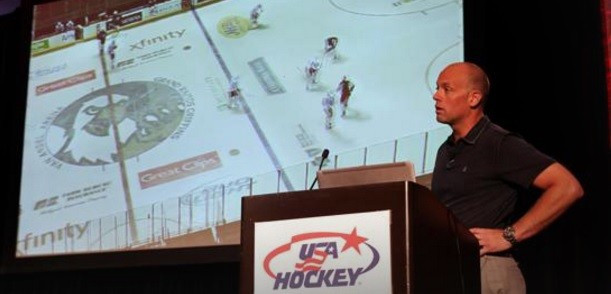 Hall of Famers among attendees at USA Hockey National Coaches Symposium